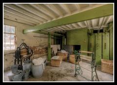 Wash Room (veggiesosage) Tags: southwell nottinghamshire workhouse nationaltrust aficionados gx20 gradeiilisted southwellworkhouse