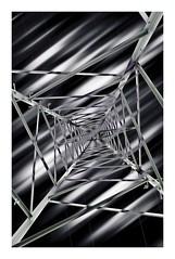 Flow of Energy (memories-in-motion) Tags: nachtstrom pole power transmission steel high voltage sky clouds time flow ricoh gr ricohgr lines graphic dark black white fachwerk strom übertragung netz smart grid technology infrastructure minimalism energy strommix green