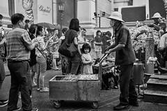 Worship. (jpniel) Tags: bangkok thailand street sony voigtlander 40mm people shrine erawan bw blackandwhite monochrome hinduism emount a7rii religious candid
