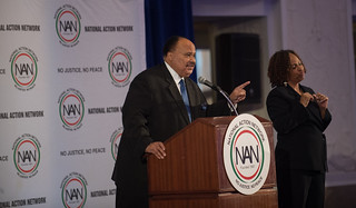 January 15, 2018 National Action Network Breakfast