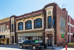 Samuel Walker Memorial Building (Eridony (Instagram: eridony_prime)) Tags: wilmington clintoncounty ohio downtown