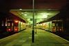 508-134-2N52-New Brighton-6-3-2018 (D1021) Tags: emu class507 class508 508134 2n52 merseyrail liverpool birkenhead newbrighton newbrightonstation nikond700 d700 theloop night nightshot northernline wirralline