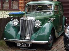 1950 MG Series Y (Neil's classics) Tags: vehicle 1950 mg