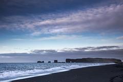 Dyrhólaey Arch (Jo Evans1- trying to catch up!) Tags: dyrhólaey arch reynisfjara beach near vik iceland black sand