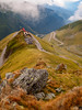 View from the top (Raoul Pop) Tags: mountains summer transilvania romania pubrp transfagarasan fagarasmountains ro