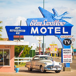 Blue Swallow Motel thumbnail