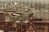 Charité, view from the 20th floor (.Dirk) Tags: berlin pentaxk5ii sigma7028macro charité ausblick view prime kanzleramt hkw sbahn nieselregen