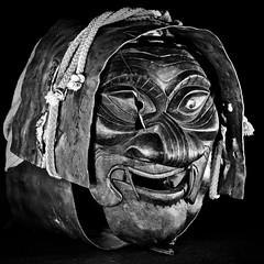 The Academic (Phancurio) Tags: korea folkdance mask academic scholar confucianism