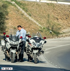 BMW R1200RT Tunis Tunisia 2017 (seifracing) Tags: seifracing spotting services emergency europe rescue recovery transport traffic cars cops vehicles voiture vehicle car police polizei polizia policia polis policie photography politie photographe seif security tunisia tunisie tunis tunesien tunisian van circulation motorway motorcycle moto bmw r1200rt 2017
