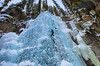 climb the ice (yan08865) Tags: rock snow ice climb canada banff jasper maligne canyon sky tree nature landscapes earth pavlis canadian rockies alberta solo mountain rocks