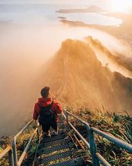🌍Oahu, Hawaii |  Vince (adventurouslife4us) Tags: sun sunrise hike hiking backpack outdoors adventure wanderlust travel explore nature photography oahu hawaii