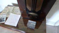 Sir Winston Churchill broadcast on the wireless at Mottisfont (tedesco57) Tags: ww2 speech radio wireless war
