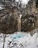 Wildensteiner Wasserfall (Winter) (Markus Ortner) Tags: winter waterfall snow sigma15303545 sonya7 wildenstein carinthia kärnten