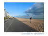 Lokking for the right pebble by howard kendall (howardkendall42) Tags: howardkendall42 manonbeach looking pebbles searching finding worthing