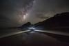 Take Me To Your Leader (Antony Eley) Tags: stars milkyway astrophotography night newmoon light reflections beach tearai