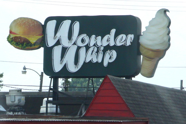 Wonder Whip sign - Owensboro, KY