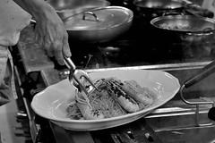 Tagliatelle (luporosso) Tags: cucina kitchen cibo food italianfood italia italy tagliatelle pasta bianconero biancoenero blackandwhite blackwhite blancoynegro monocromatico monochrome monochromatic lavoro work job