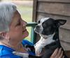 RF-92 (brighteyespics) Tags: mother daughter photo session portraits nikon d5300 dlsr boston terrier puppy shar pei color retirement