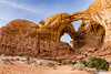 Double Arch (doveoggi) Tags: 0620 utah nationalpark archesnationalpark moab arch doublearch landscape