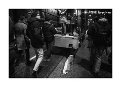 _ATI7158 kopia (attila.husejnow) Tags: poland police polska policeman nationalist nationalism rally racist racism blockade block riot clash anti semi antisemitism xenophobia torch torches banner fight street warsaw warszawa cursed soldier white flag homophobia resist resistance mask aggresion offence