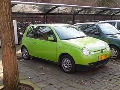 Volkswagen Lupo 1.2 (25 08 2000) (brizeehenri) Tags: volkswagen lupo 2000 16fzsz rotterdam