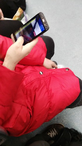Broken phone / schermo rotto