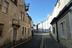 Catherine Street (Frome) (richwall100 - Thank you for Three Million views) Tags: inn pub frome somerset street road buildings houses architecture