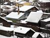Snowy rooftop (MelindaChan ^..^) Tags: siberia russia 俄羅斯 西伯利亞 chanmelmel mel melinda melindachan lakebaikal 貝加爾湖 winter snow ice cold travel tour lake baikal