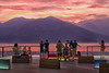 Sunset on lake (danielerossiphoto) Tags: lago luino tramonti