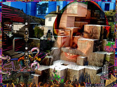 My Mystic Self-Portrait wit Visionary   Articulated Dimensionality (virtual friend (zone patcher)) Tags: computerdesign digitalart digitaldesign design computer digitalabstractsurrealism graphicdesign graphicart psychoactivartz zonepatcher newmediaforms photomanipulation photoartwork manipulated manipulatedimages manipulatedphoto modernart modernartist contemporaryartist fantasy digitalartwork digitalarts surrealistic surrealartist moderndigitalart surrealdigitalart abstractcontemporary contemporaryabstract contemporaryabstractartist contemporarysurrealism contemporarydigitalartist contemporarydigitalart modernsurrealism photograph picture photobasedart photoprocessing photomorphing hallucinatoryrealism digitalcollages 3dcollages 3dfractalabstractphotographicmanipulation 3dabstractgraphic 3ddigitalimages abstractsurrealism surrealistartist digitalartimages abstractartists abstractwallart abstractexpressionism abstractartist contemporaryabstractart abstractartwork abstractsurrealist modernabstractart abstractart digitalabstract surrealism representationalart colorful cool trippy geometric newmediaart psytrance fractal fractalart fractaldesign 3dart 3dfractals digitalfiles