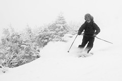 Mt Washington Nor'easter (decineper) Tags: backcountry white mountains mtwashington powder mountwashington newhampshire