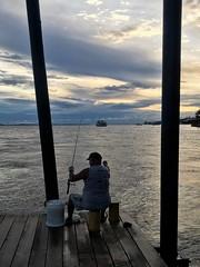 Fishing (JuhaOnTheRoad) Tags: tapajos arapiuns amazon brazil para santarem river amazonia