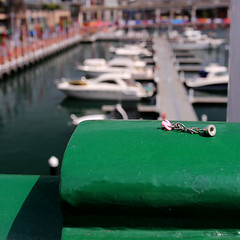 TLOP: key clip (amazingstoker) Tags: key tlop clip harbour sydney nsw australia speedboat bridge waterfront quay pyrmont cockle bay darling port jackson