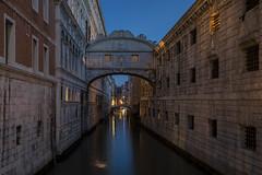 The Bridge of Sighs Venice (boogie1670) Tags: canon 5d mark vi 1635 f4 lens venice bridge sighs canals italy dawn blue hour ngc