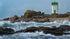 seething (Patrick ARFI) Tags: lighthouse tide storm waves tregunc finistère france brittany ocea pointe de trevignon seascape breiz wind rocks lanscape sud sea
