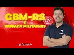 Concurso CBM-RS e Brigada Militar RS - Análise de Edital | Ao vivo (portalminas) Tags: concurso cbmrs e brigada militar rs análise de edital | ao vivo