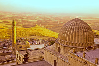 Zinciriye Medresesi'nden  Ulu Cami