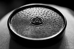 LZOS (D. R. Hill Photography) Tags: lenscap lzos lytkarinoopticalglassfactory russianlens russian industar industar61lz50mmf28 industar61 50mm primelens fixedfocallength blackandwhite monochrome sony nex nex3n manualfocus bokeh vintagelens