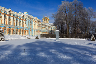 Catherine Palace. Church of Resurrection 4.