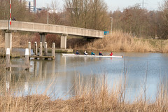 Row the boat (Bean2404) Tags: sony ilce7rm2 a7rii a7r2 zeiss batis 135mm 28135batis dordrecht wantij row roeien water