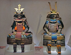 Armures de Daimyo (Musée Guimet / MNAAG, Paris) (dalbera) Tags: dalbera muséeguimet paris france daimyo armure artsasiatiques samourai