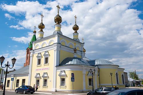 Вознесенская церковь, Муром