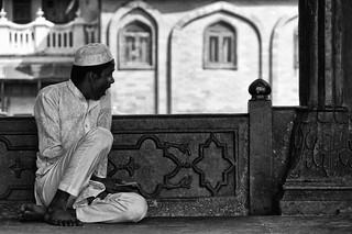 Yawning - People of India