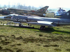 "F-104G Starfighter 1 • <a style=""font-size:0.8em;"" href=""http://www.flickr.com/photos/81723459@N04/39918226244/"" target=""_blank"">View on Flickr</a>"