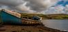 shipwreck (lizziec2371) Tags: shipwreck oldboat fishingboat isleofskye carbost riverdrynoch scotland abandoned clouds bluesky nikon nikond5500 nikonphotography lochharport