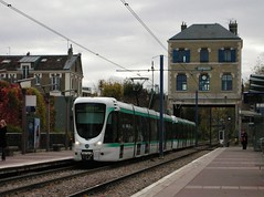 Les Coteaux 22.11.2006 (The STB) Tags: paris tram tramway strassenbahn strasenbahn tranvía publictransport transportpublic öpnv citytransport