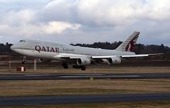 A7-HHE (ianossy) Tags: a7hhe boeing 7478kb bbj b748 pik egpk qatar amiri flight