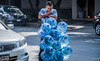 2018 - Mexico City - Epura Water (Ted's photos - For Me & You) Tags: 2018 cdmx cityofmexico cropped mexico mexicocity nikon nikond750 nikonfx tedmcgrath tedsphotos tedsphotosmexico vignetting epura bottledwater bottles streetscene street people handtruck cart garrafones
