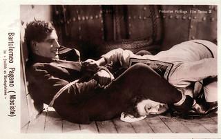 Bartolomeo Pagano in Giuditta e Oloferne (1929)