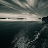 Sparkling Sea of Cortez (Alex E. Wells) Tags: baja bajacalifornia mexico blackandwhite seaofcortez
